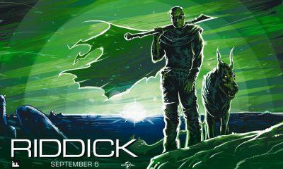 RIDDICK IMAX FanFix Poster