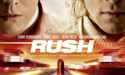 RUSH International Poster
