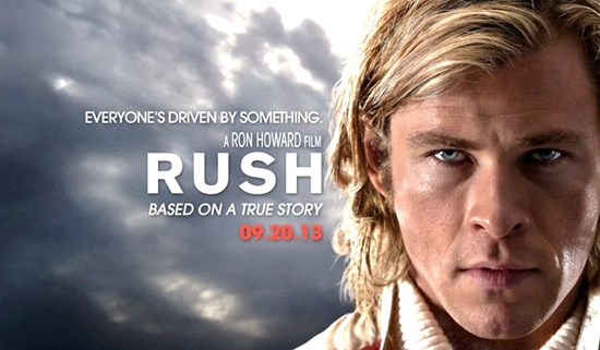 RUSH Featurette, Images, Posters
