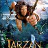 TARZAN 3D Poster