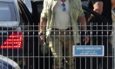 THE EXPENDABLES 3 Set Photo 03