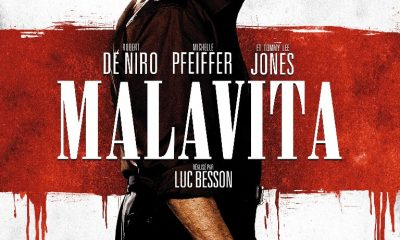THE FAMILY (MALAVITA) Robert De Niro Poster