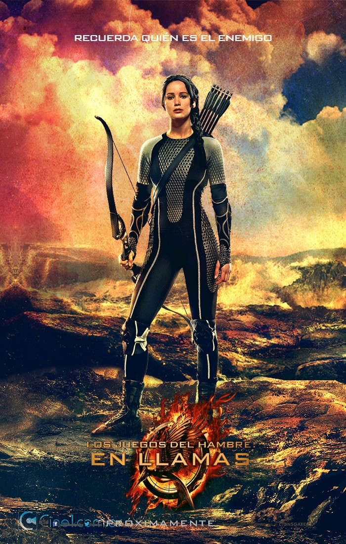 THE HUNGER GAMES: CATCHING FIRE Victor Banners, Posters