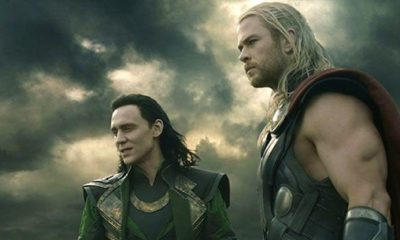 THOR THE DARK WORLD Images