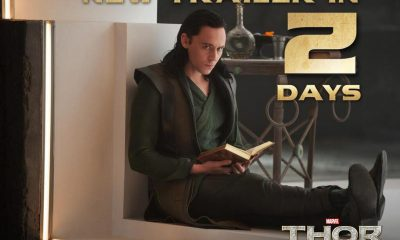 THOR THE DARK WORLD Loki Image