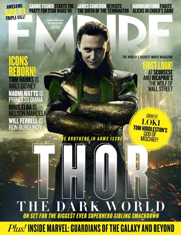 THOR THE DARK WORLD Photos