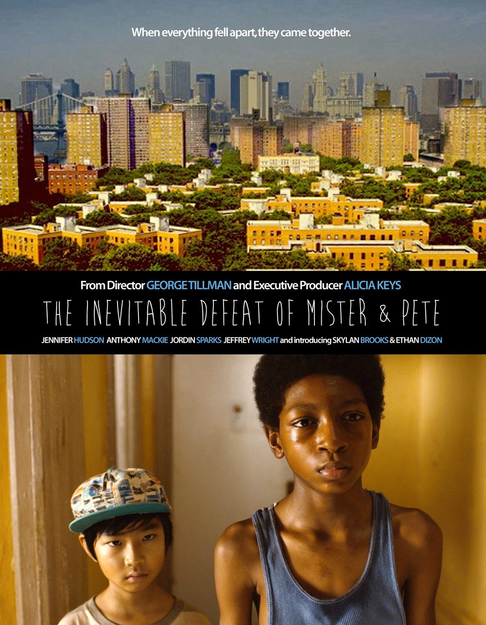 THE INEVITABLE DEFEAT OF MISTER AND PETE Trailer Skylan Brooks