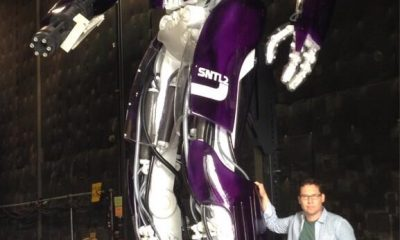 X-MEN DAYS OF FUTURE PAST Bryan Singer And Sentinel