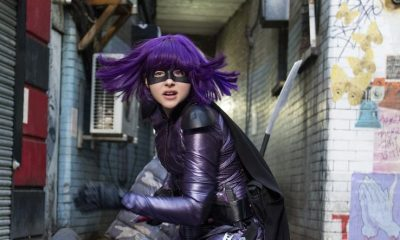 Kick-Ass 2, Chloë Grace Moretz
