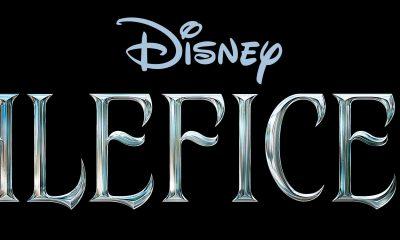 Maleficent Movie Logo