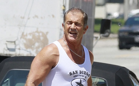 Mel Gibson - The Expendables 3