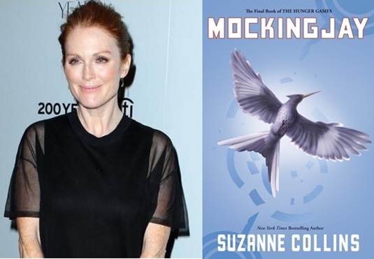 Julianne Moore -The Hunger Games: Mockingjay Parts 1 & 2