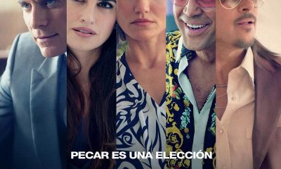 The Counselor International Poster