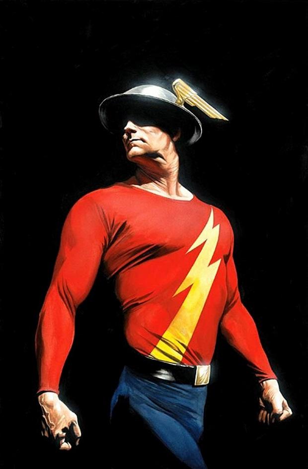 Flash - Jay Garrick