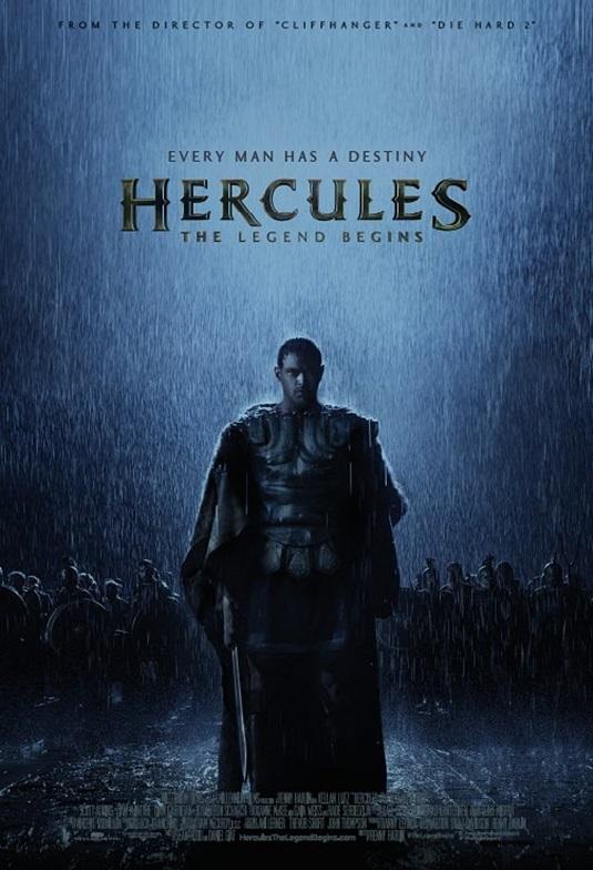HERCULES: THE LEGEND BEGINS - Poster