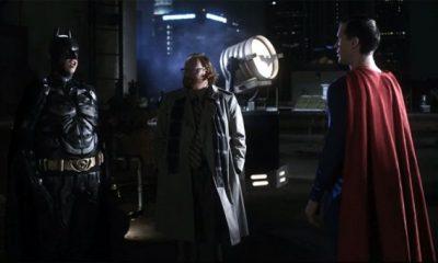 Holmes-Batman vs Superman