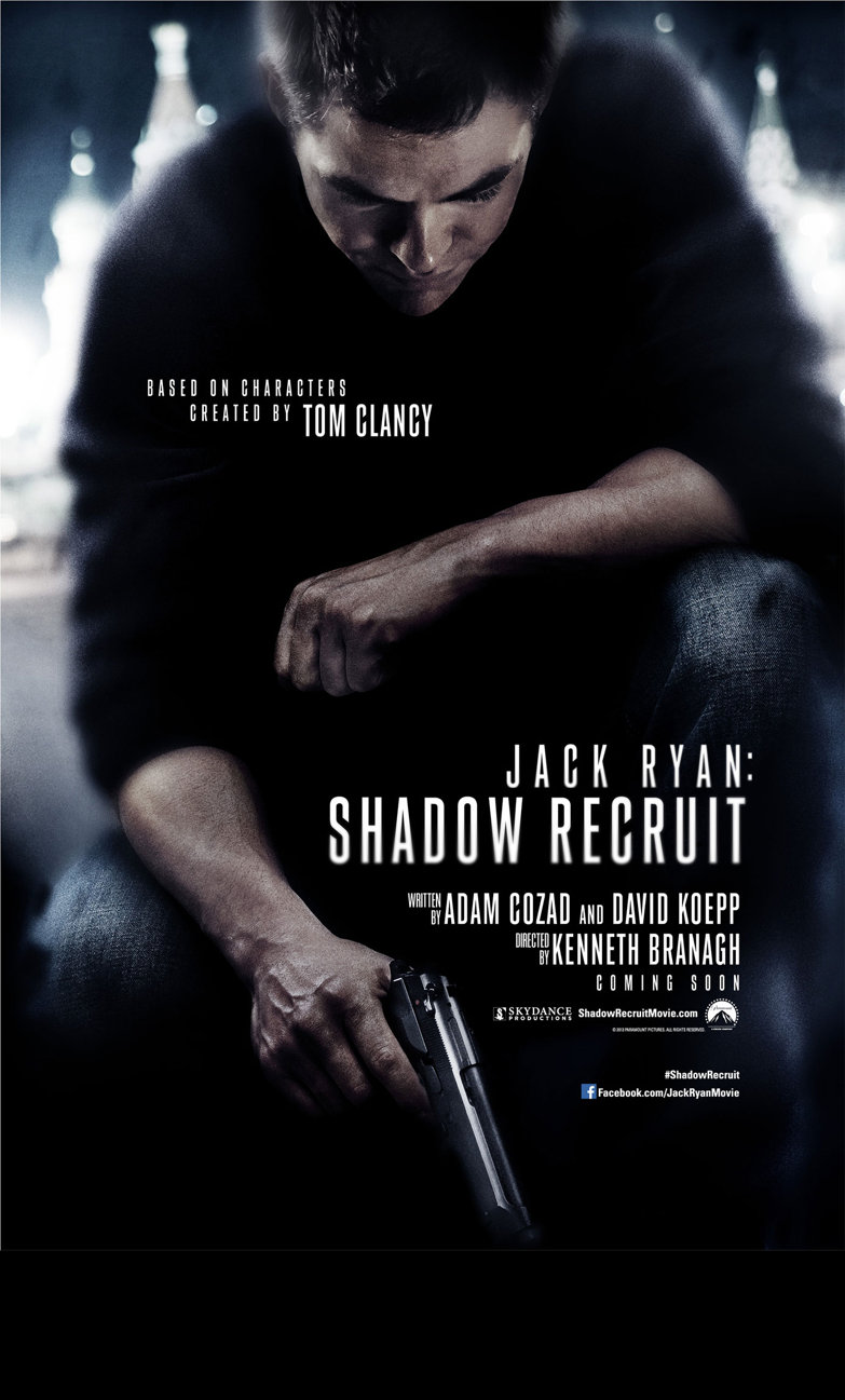 Jack Ryan-Shadow Recruit-Poster