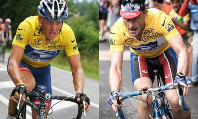 Lance Armstrong Biopic
