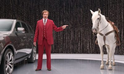 Ron Burgundy - Dodge Ads