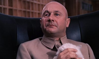 Blofeld-James Bond Movies