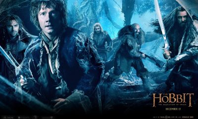 Hobbit: The Desolation Of Smaug Wallaper