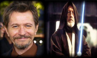 Gary Oldman - Obi-Wan Kenobi