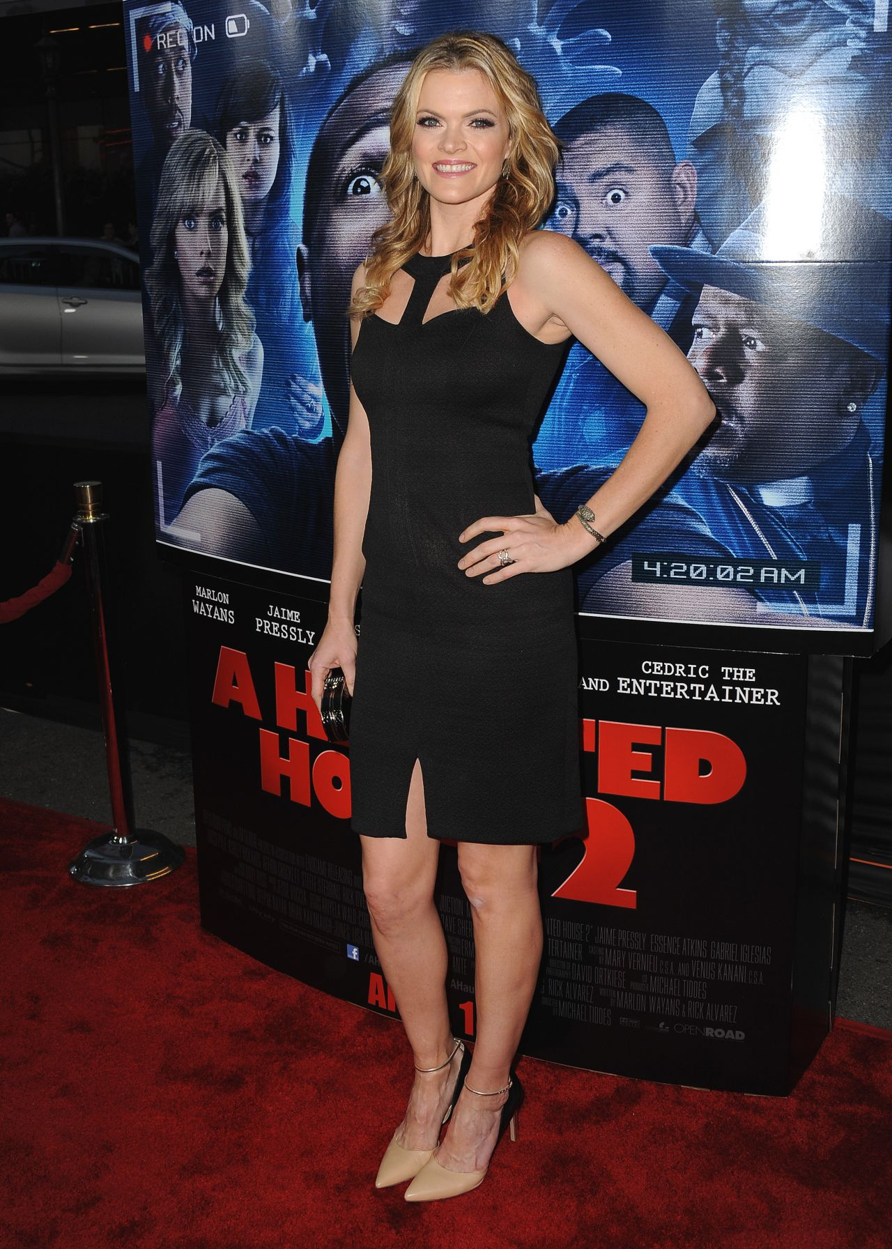 A HAUNTED HOUSE 2 Premiere in Los Angeles - Missi Pyle