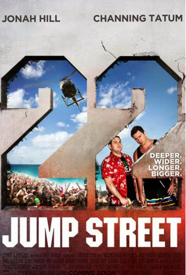 22 JUMP STREET Posters (+7) - FilmoFilia