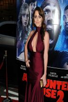A HAUNTED HOUSE 2 Premiere in Los Angeles - Kirsty Hill