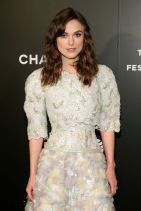 BEGIN AGAIN Premiere in NYC - Keira Knightley