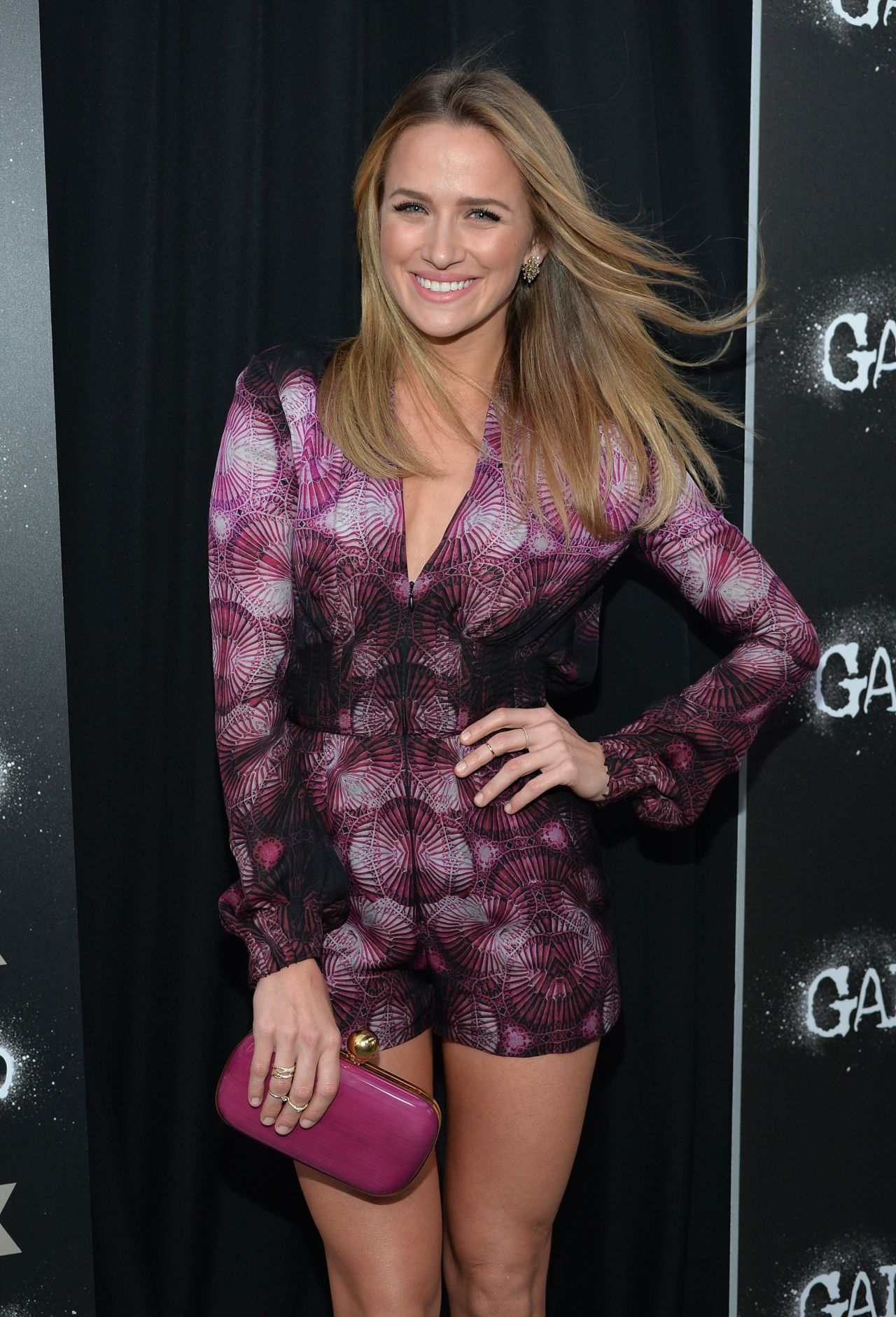GANG RELATED Premiere in Los Angeles - Shantel Vansanten