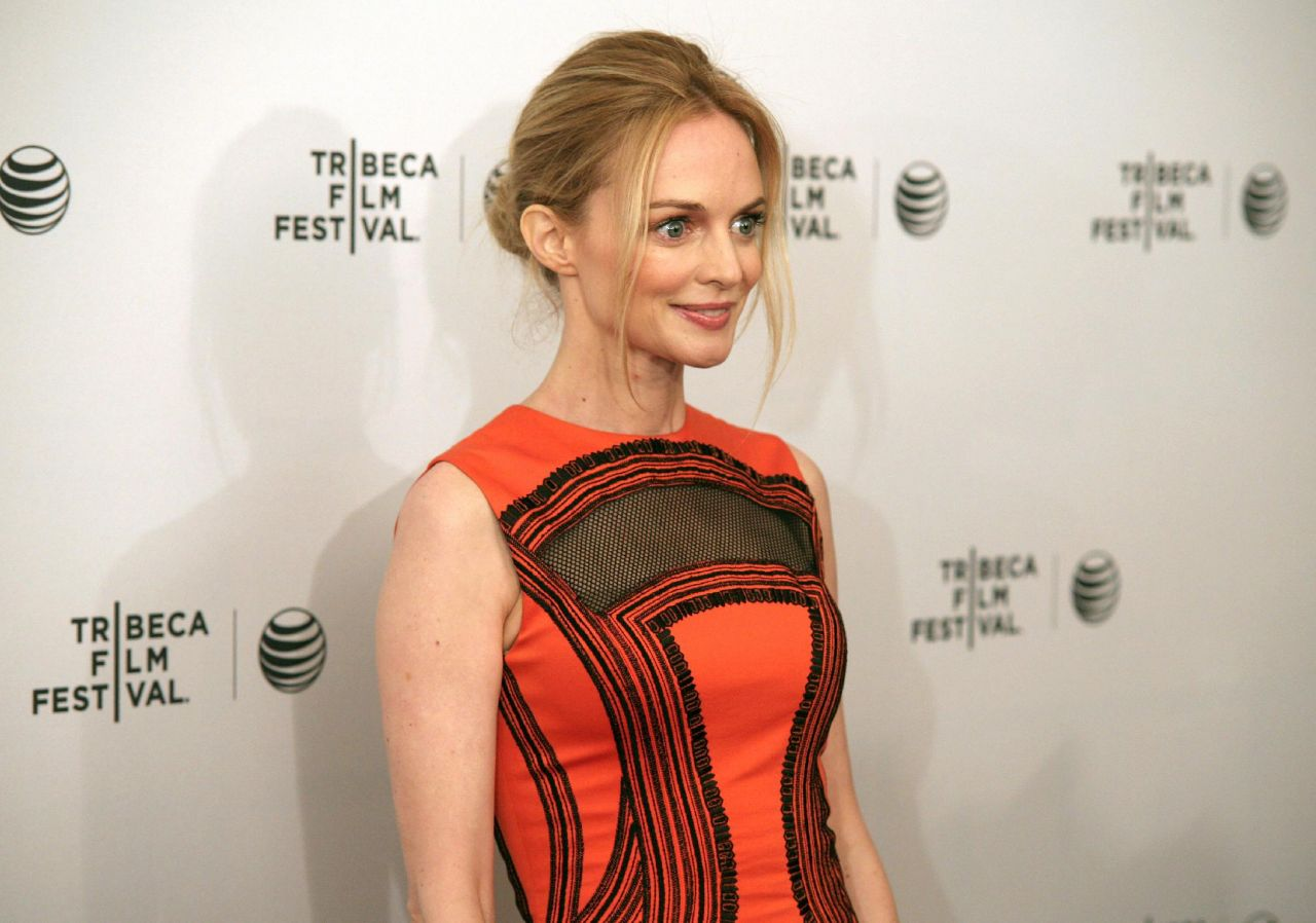 GOODBYE TO ALL THAT Premiere in New York City - Heather Graham