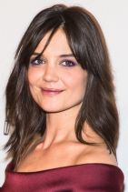 MISS MEADOWS Premiere in New York City - Katie Holmes