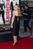 NEIGHBORS Premiere in Westwood - Halston Sage