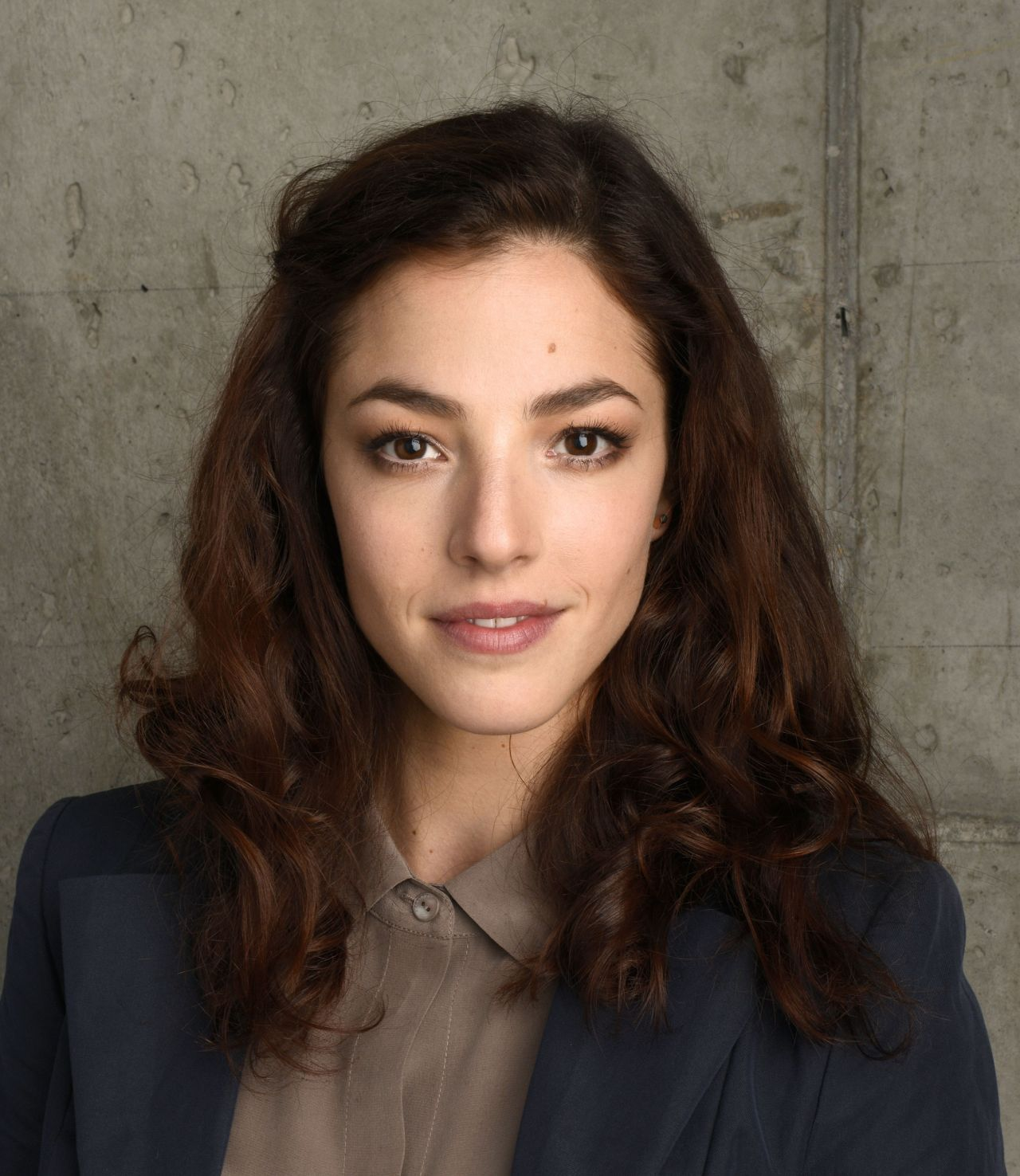 Olivia Thirlby Portraits for '5 to 7′ at the 2014 Tribeca Film Festival in New York City