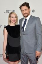 PALO ALTO Premiere at the Tribeca Film Fest - Emma Roberts and James Franco