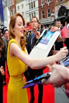 THE AMAZING SPIDER-MAN 2 Premiere in London - Emma Stone