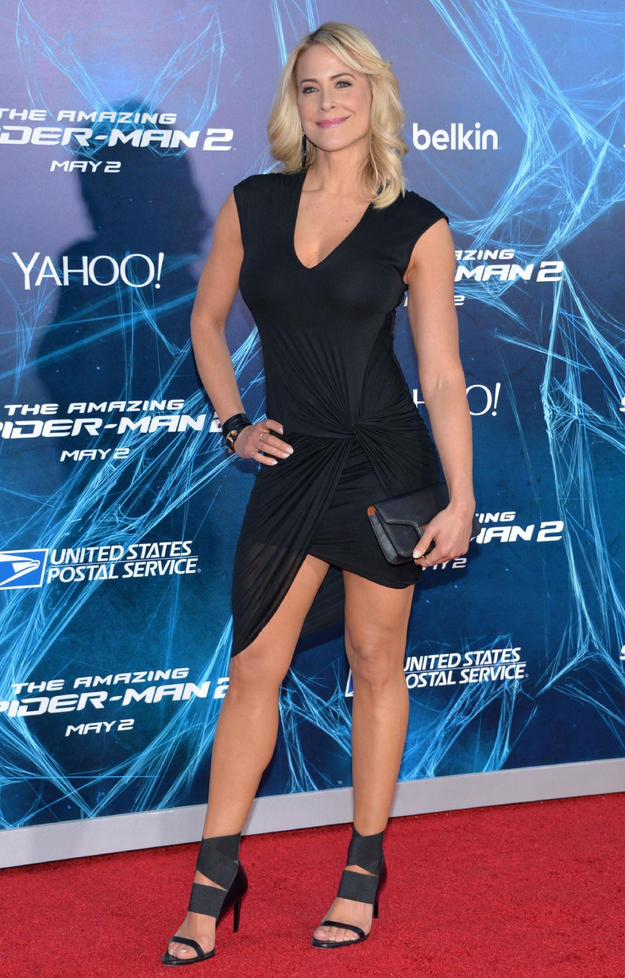 THE AMAZING SPIDER-MAN 2 Premiere in New york City - Brittany Daniel