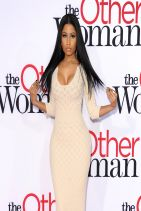 THE OTHER WOMAN Premiere in Los Angeles - Nicki Minaj