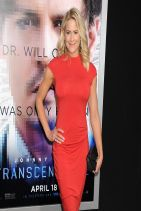 TRANSCENDENCE Premiere in Los Angeles - Brittany Daniel