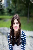 UNREACHABLE BY CONVENTIONAL MEANS Photos - Alexandra Daddario