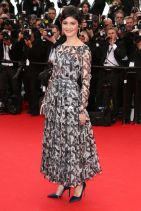2014 Cannes Film Festival Opening Ceremony - Audrey Tautou