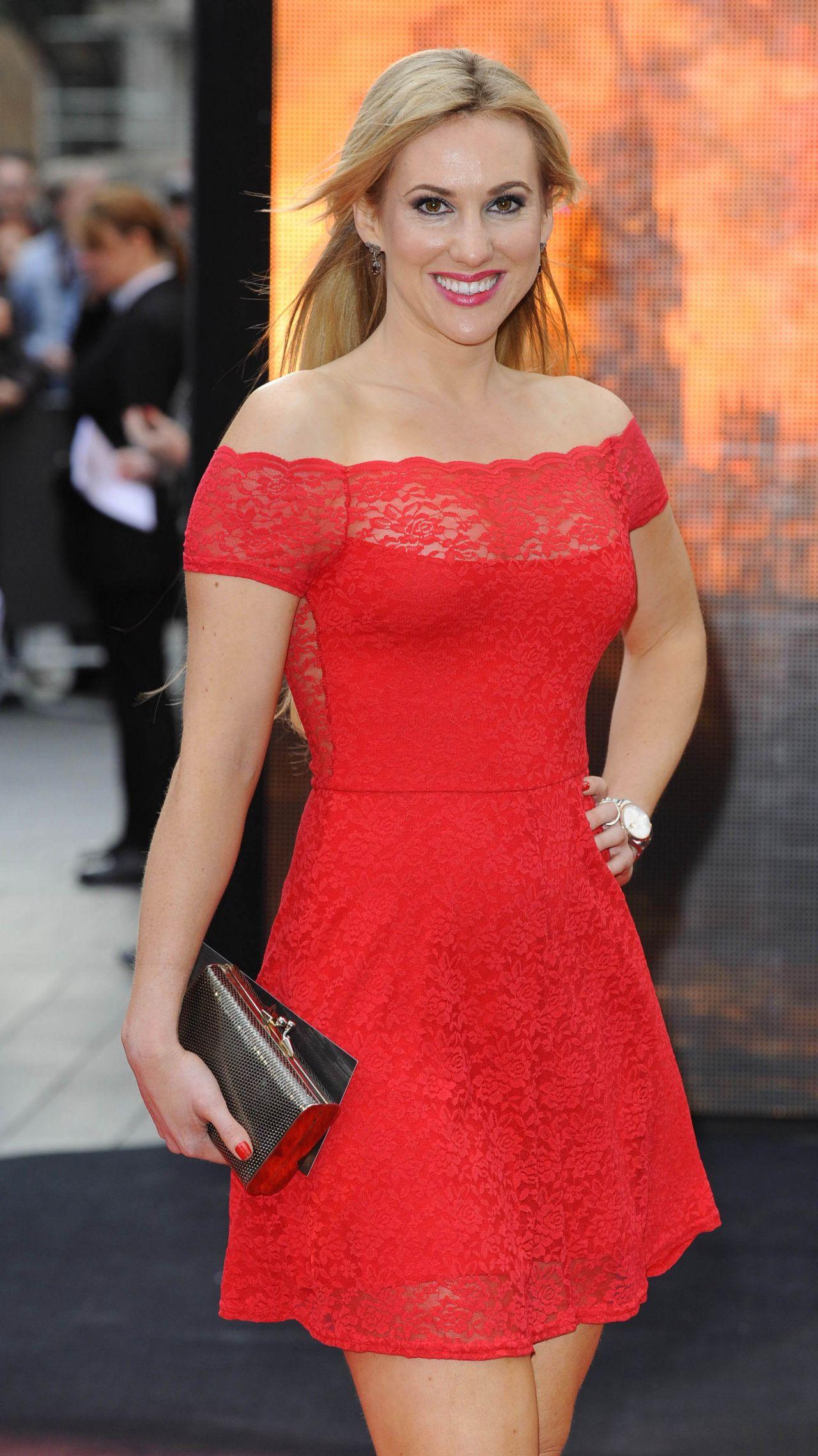 GODZILLA European Premiere in London – Rebecca Ferdinando
