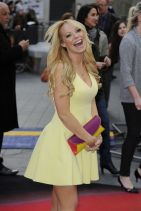 Liz McClarnon - GODZILLA European Premiere in London