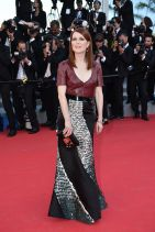MR. TURNER Premiere at 2014 Cannes Film Festival - Julianne Moore
