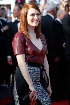 MR. TURNER Premiere at 2014 Cannes Film Festival - Julianne Moore