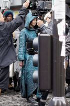THE HUNGER GAMES: MOCKINGJAY, PART 2 Set Photos (+36) - Jennifer Lawrence