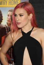 THE ODD WAY HOME Premiere in Hollywood - Rumer Willis