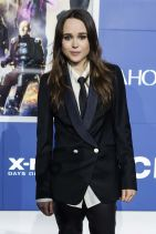 X-MEN: DAYS OF FUTURE PAST Premiere in New York City - Ellen Page