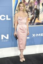 X-MEN: DAYS OF FUTURE PAST Premiere in New York City- Emma Roberts
